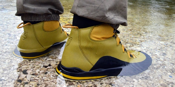 Fly Fishing Shoes and Boots