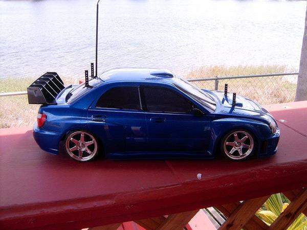 Drifting-RC-Car