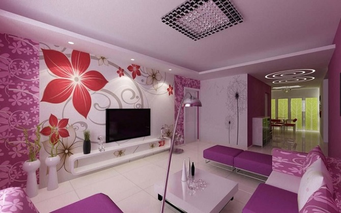 floral-print-wallpaper