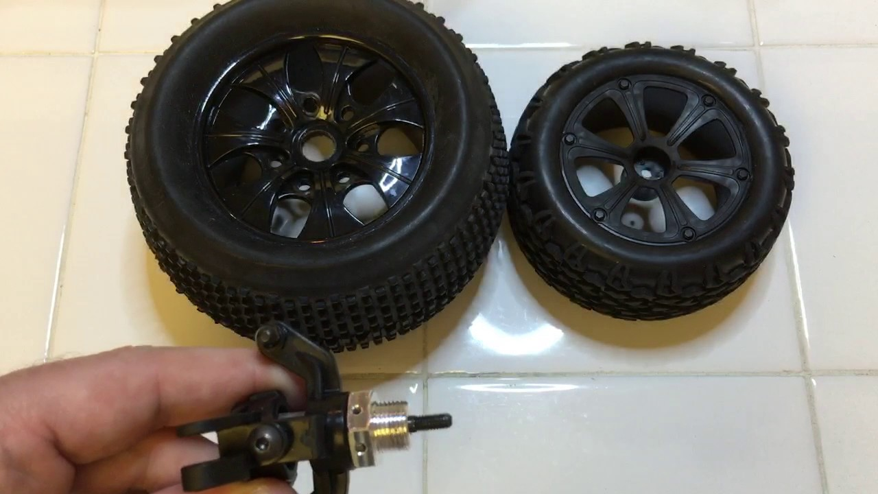 wheels for RC cars