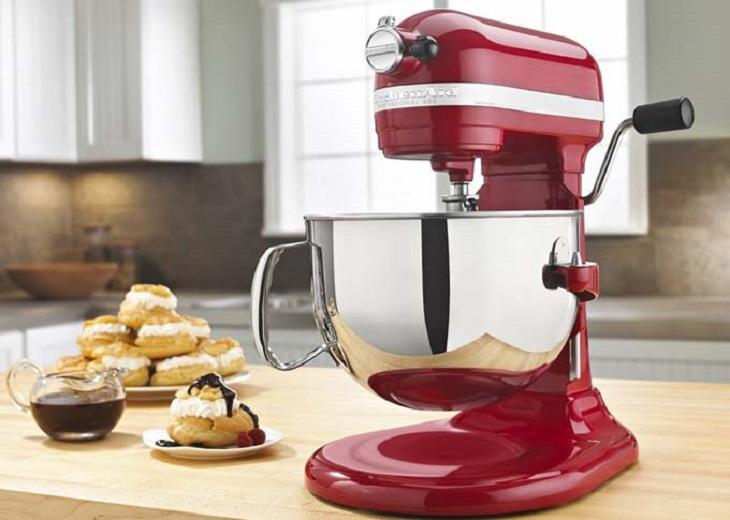 Commercial spiral dough mixer