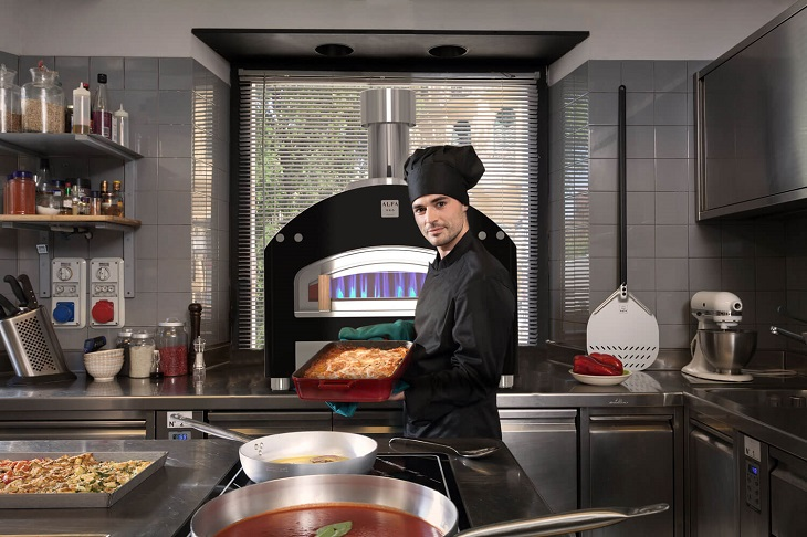 deck pizza oven commercial
