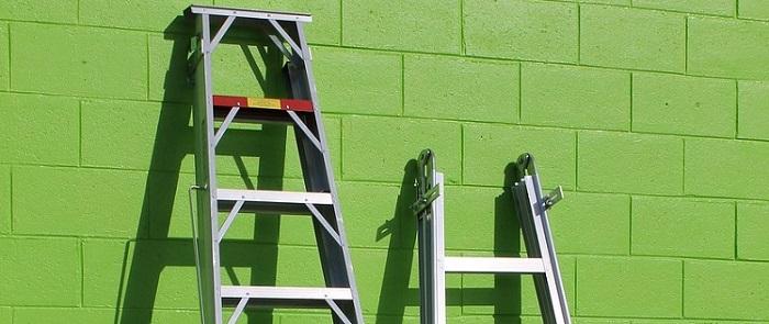 Types of Industrial Ladders