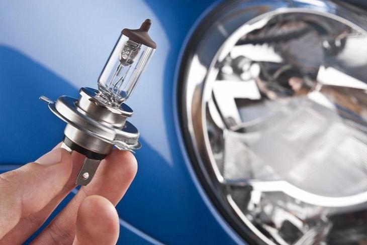 changing headlights