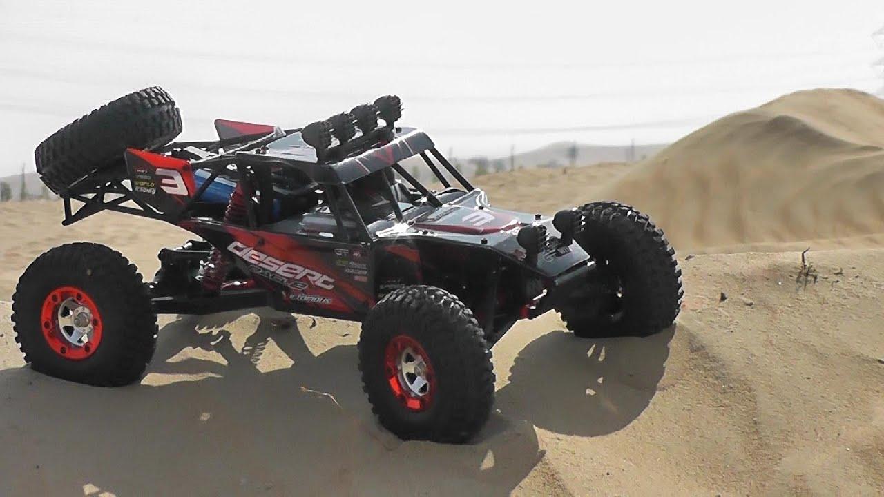 4wd desert rc buddy car