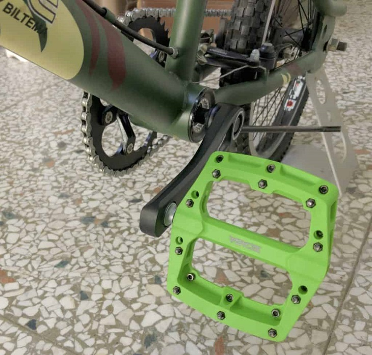 Thermoplastic-BMX-Pedals