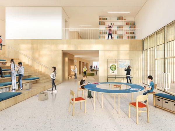 floor-in-school