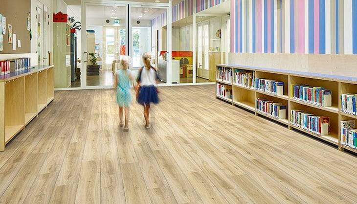 vinyl-floor-for-school