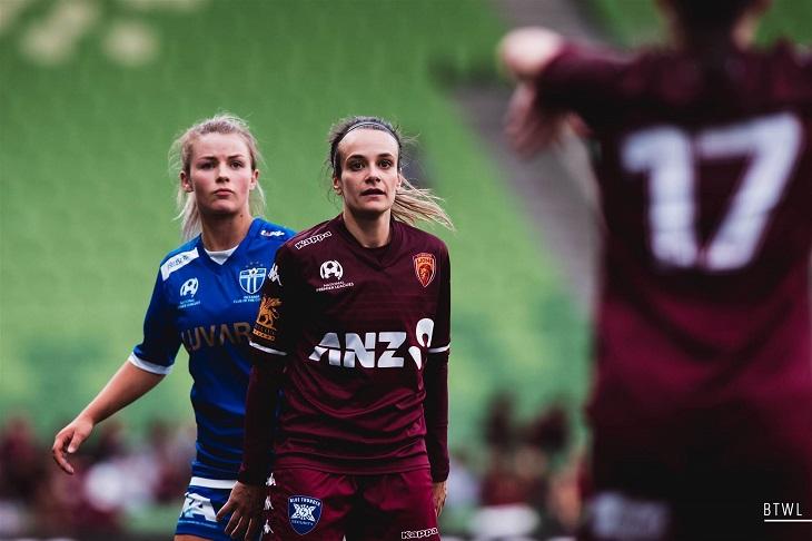 women wearing kappa jerseys
