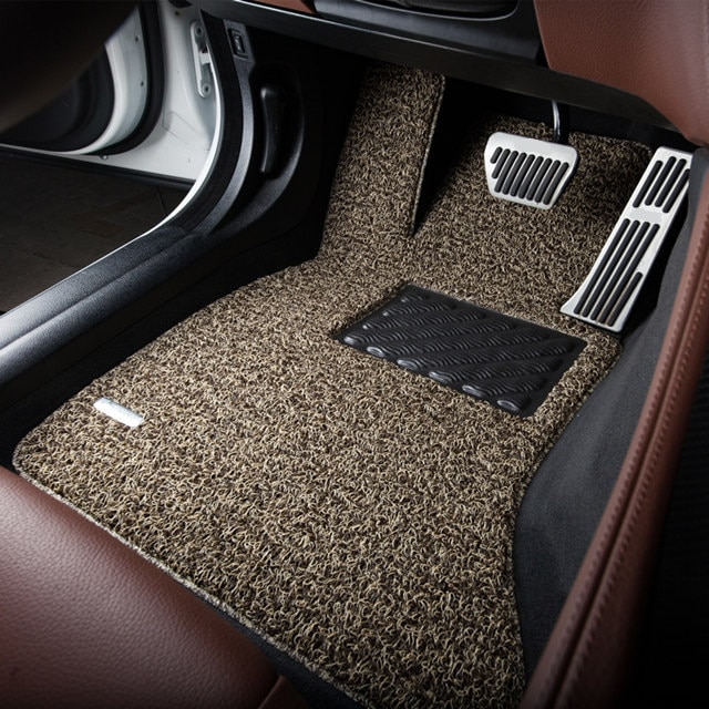 Non-Slip-Customised-Durable-Wire-Loop-Mats-Car-Floor-Carpets-for-Audi-